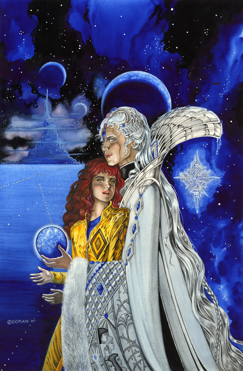 A Distant Soil #1 Graphic Novel Cover